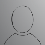 an illustrated outline of a person's head and shoulders